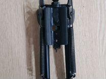 """Сошки harris S-LM 9-13"""", 6 позиций (наклонное осно"""