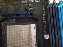 Материнская плата Asus AM3 cpu support M4N68T V2