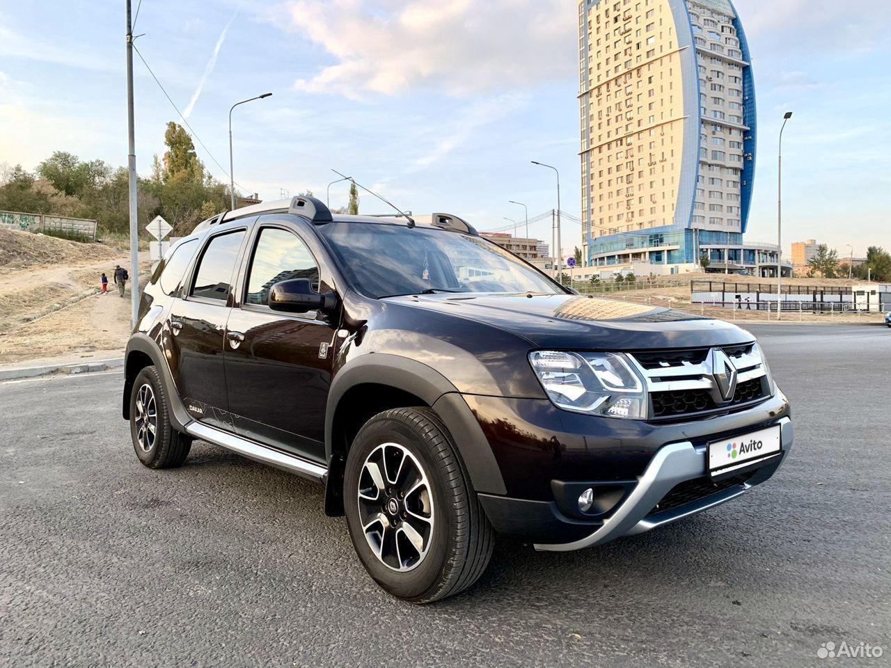 Renault Duster, 2016  89610795153 купить 1