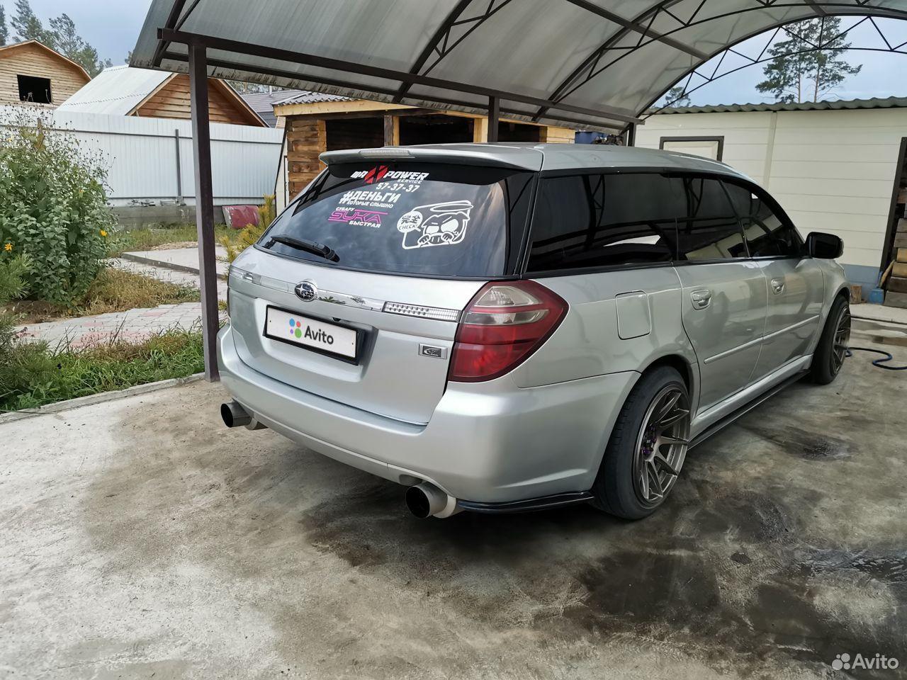 Subaru Legacy, 2006  89681482573 купить 4