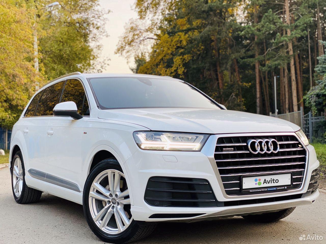 Audi Q7, 2015  89053093192 купить 2