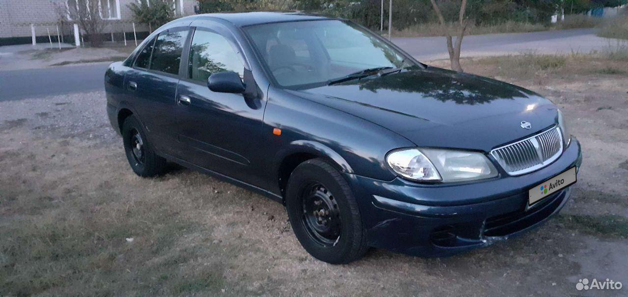 Nissan Bluebird Sylphy, 2001  89682726632 купить 5