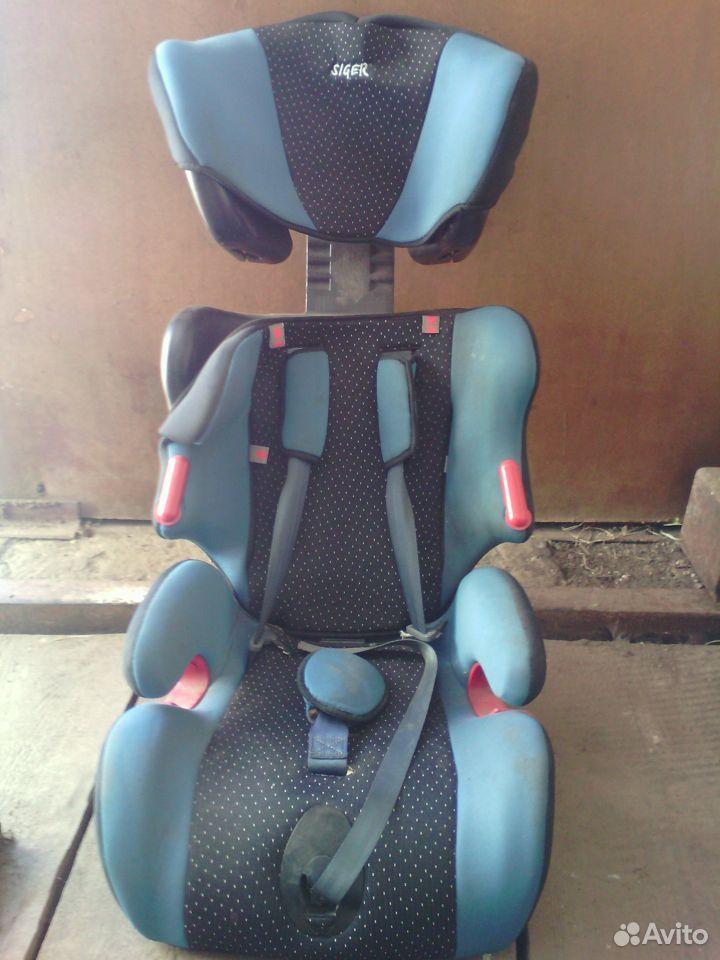 Детское автомобильное кресло  89023292461 купить 1