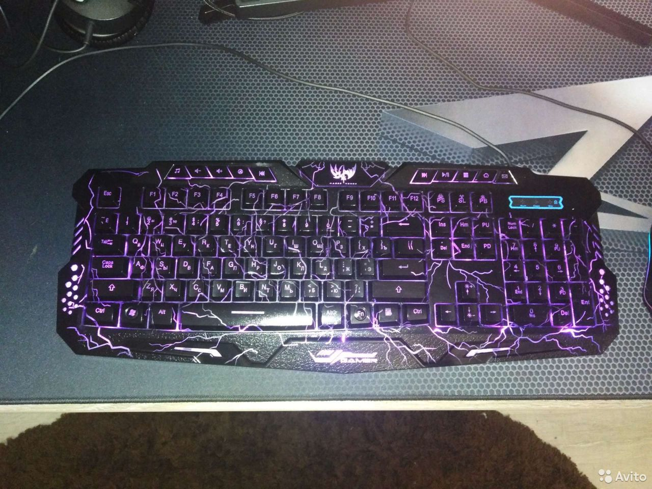 Игровая клавиатура  89520199030 купить 3