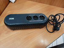 Резервный ибп Powercom WOW-700 U