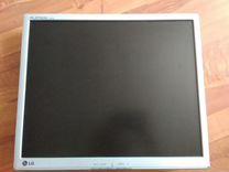 Монитор LG Flatron L1942S — Товары для компьютера в Вологде