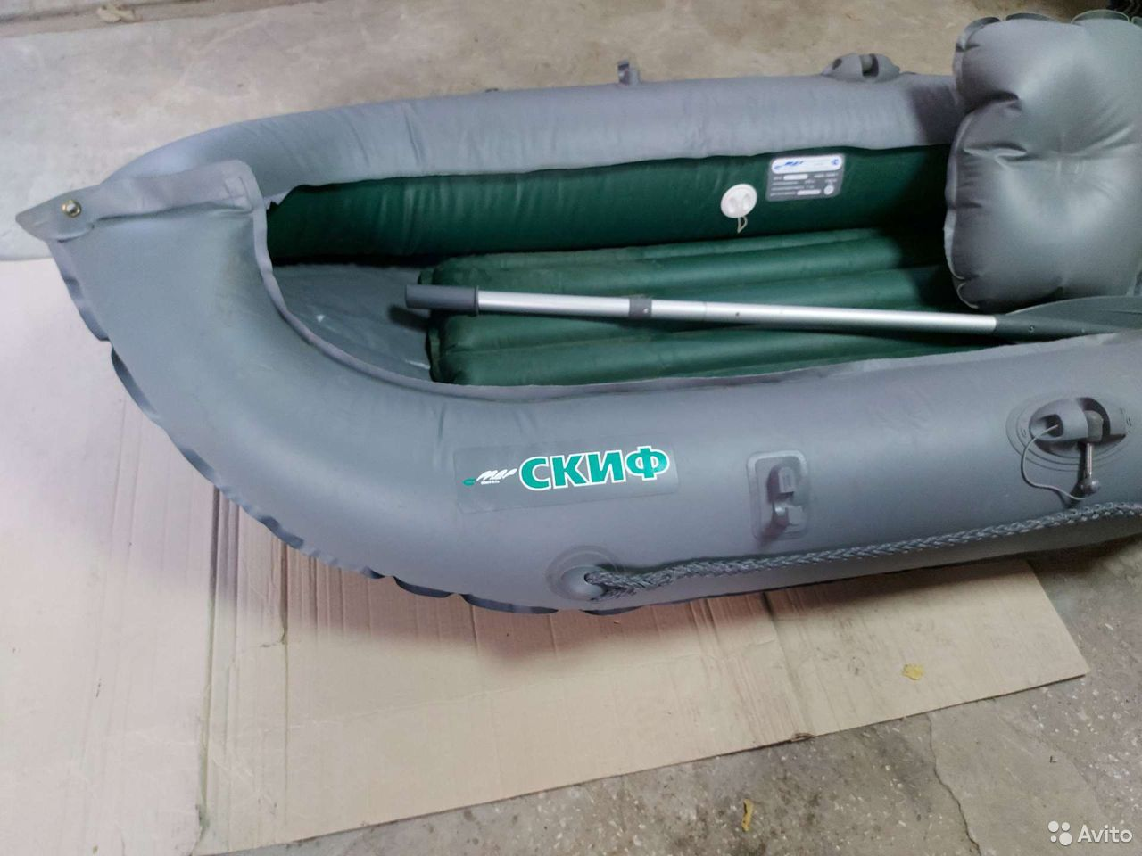 Надувная лодка скиф-1  89271443663 купить 4