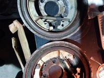 Тормозные бараба Москвич 2141 + тормозные колодки