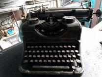 Печатная машинка Rheinmetall