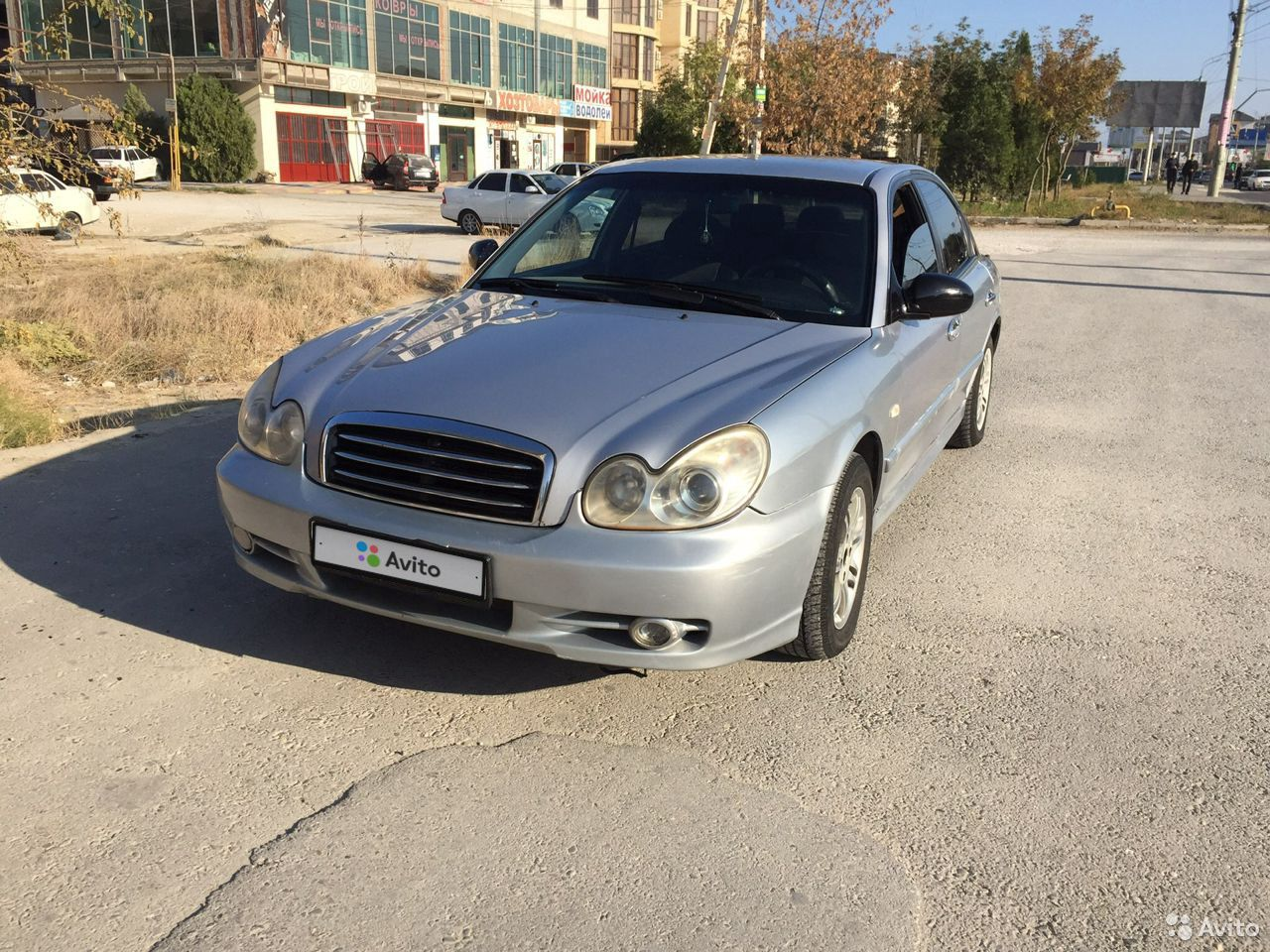 Hyundai Sonata, 2005  89604189332 купить 1