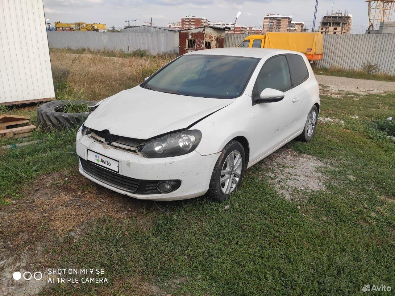 Volkswagen Golf, 2011  89182982355 buy 1