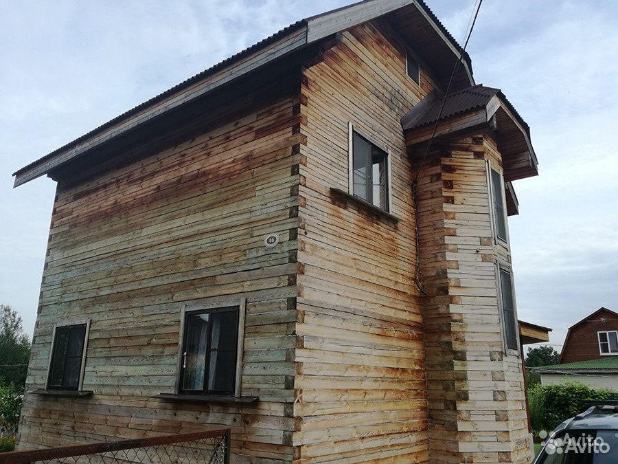 Отделка фасадов (сайдинг, вагонка, блок-хаус и др)  89509169461 купить 3