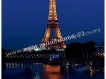 Гибкий обогреватель на стену Париж