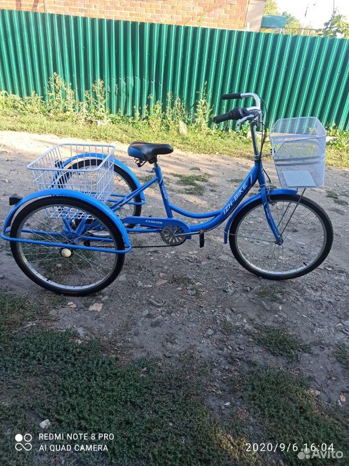 Велосипед трех колесный взрослый  89204706061 купить 3