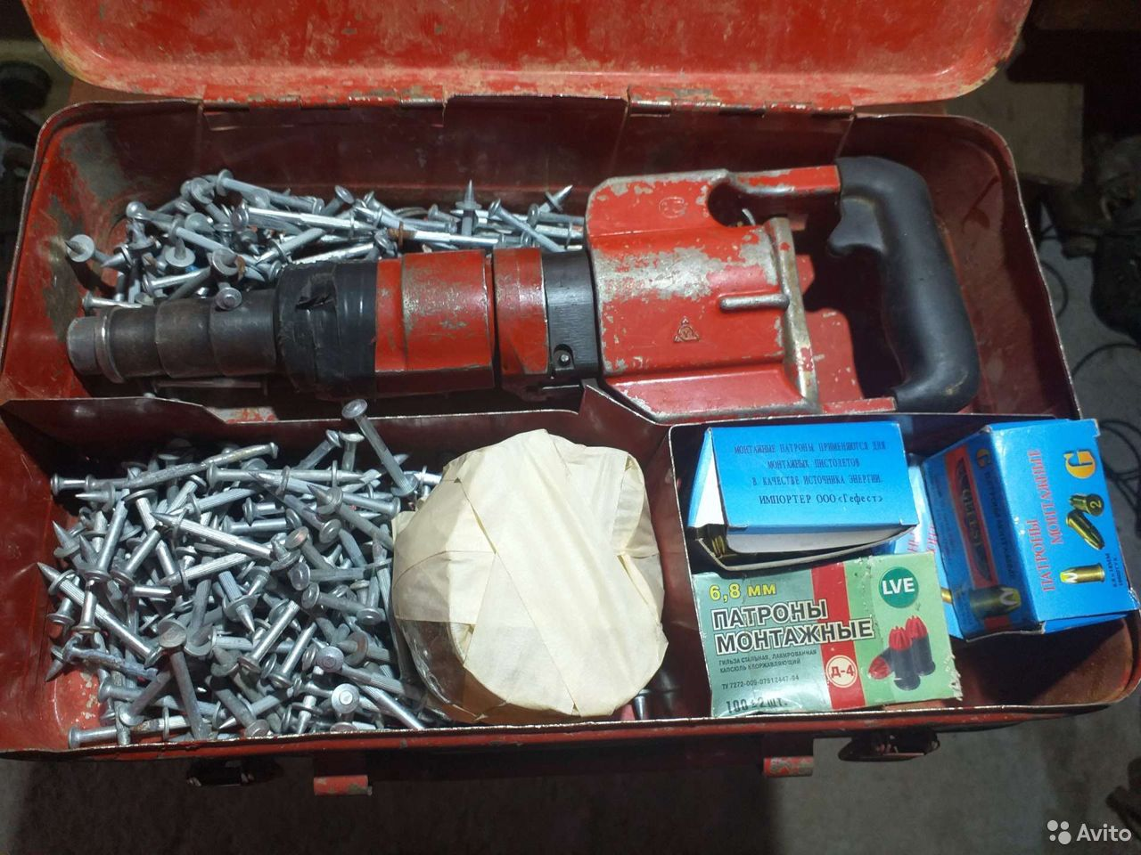 Пистолет монтажный  89538159009 купить 1