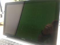 Macbook unibody 5.1 core2duo 2Ghz - на запчасти