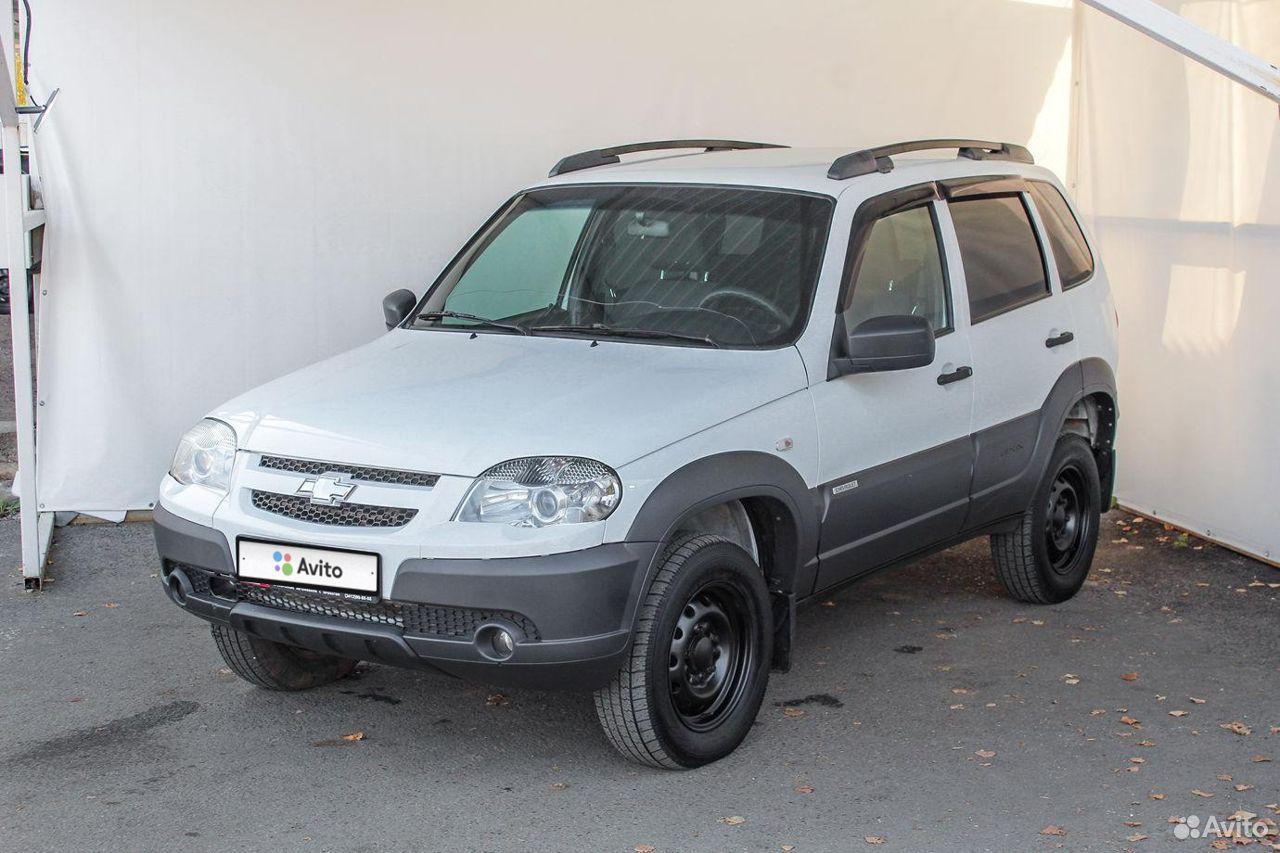 Chevrolet Niva, 2018  83412998008 купить 3
