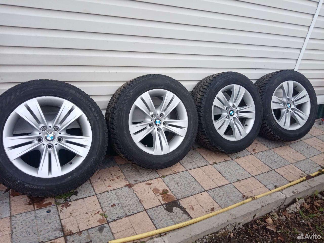 Литье и шины Бмв 18-255-55  89025666423 купить 1
