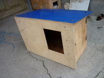 Гнездо-ясли для крольчат