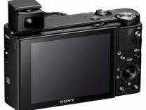 Sony DSC-rx100m6 меню на Английском