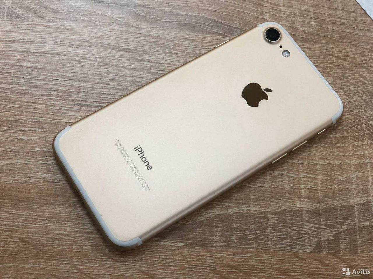 iPhone 7 32 Gb Gold  89527999199 купить 3