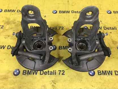Опора подшипника колеса заднего BMW E70