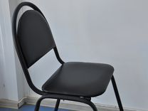 Стулья офисные см-8 кожзам или ткань