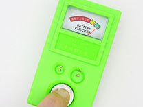 Тестер для аккумуляторов и батареек, ассортимент
