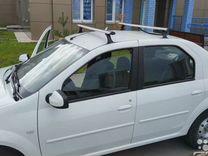 Багажник Дельта аэро Логан (new) — Запчасти и аксессуары в Перми
