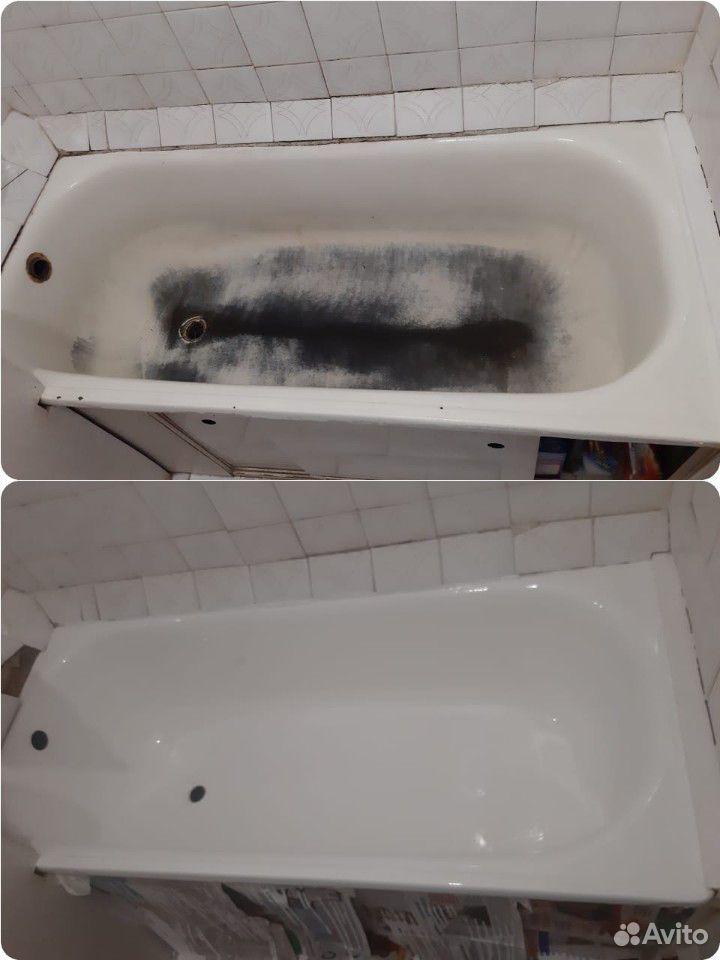 Реставрация ванн жидким акрилом  89000113738 купить 5