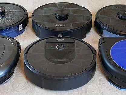 Новые роботы пылесосы в наличии. Xiaomi, Haier