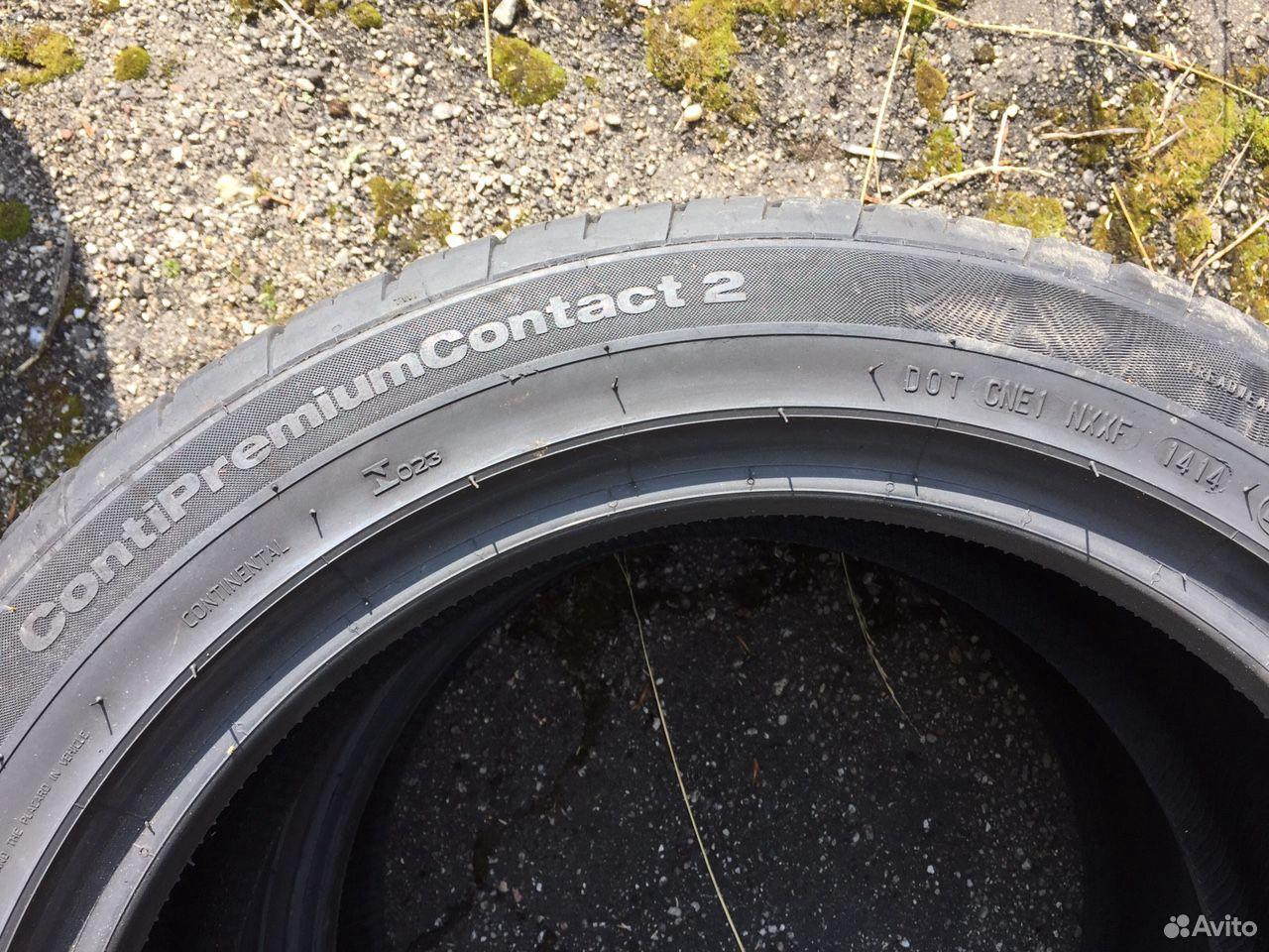 205/55 R17 Continental ContiPremiumContact-2  89211101675 купить 4