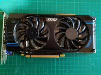 Видеокарта MSI GeForce GTX 560 SE 750Mhz