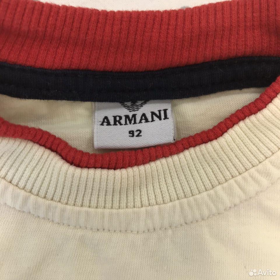 Футболка и шорты armani orig. 92  89628553030 купить 4