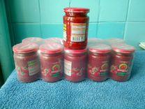 Продам упаковку томатной пасты