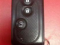 Ключ тойота дайхатсу 3 кнопки JP — Запчасти и аксессуары в Краснодаре