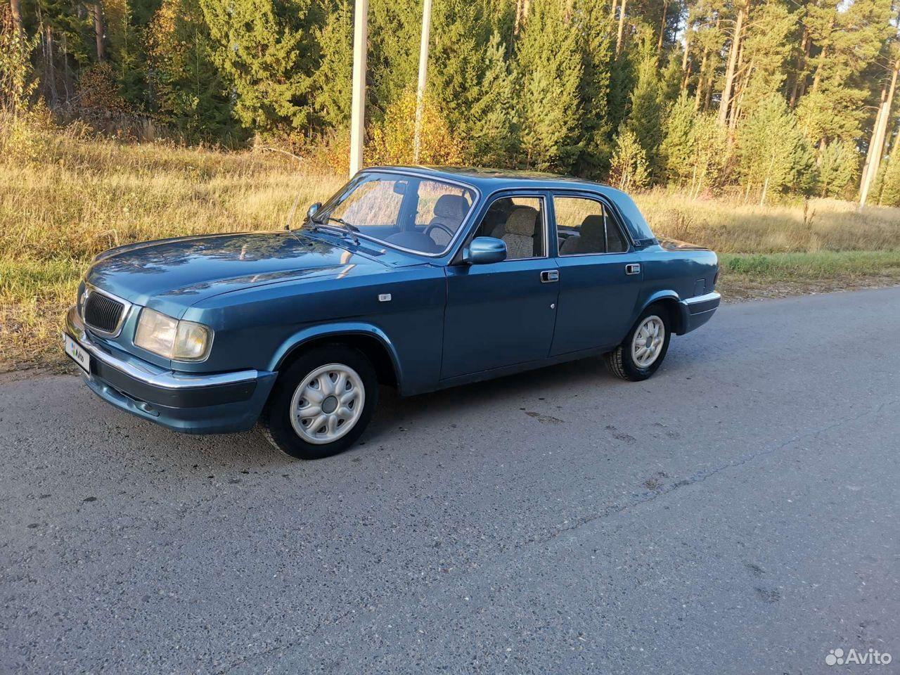 ГАЗ 3110 Волга, 2003  89090546418 купить 1