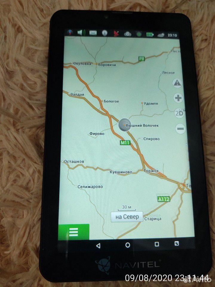 Навигатор-планшет,navitel  89157335576 купить 1