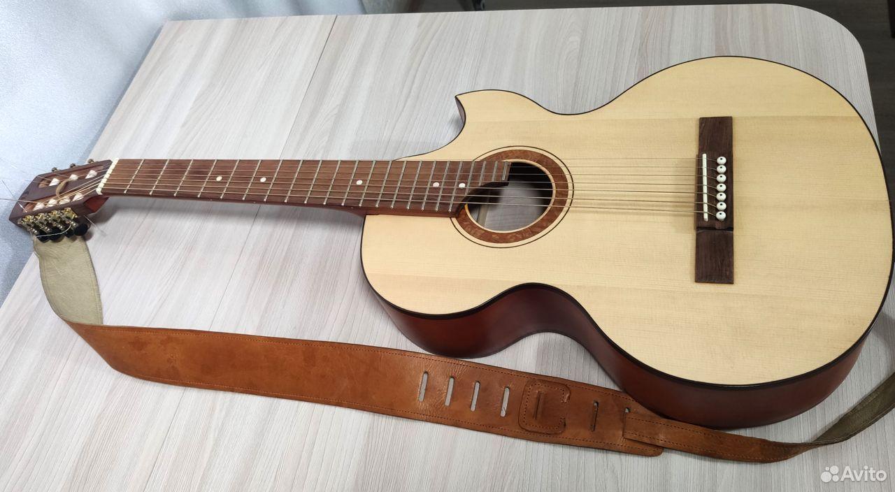 Гитара Высоцкий 7-струнная  89025647878 купить 5