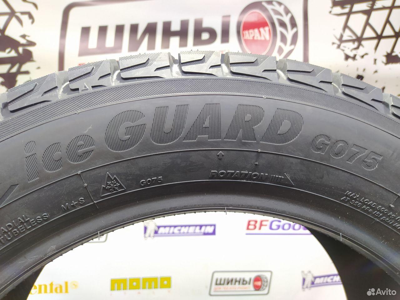 Зимние шины 235/55R18 100Q Yokohama Ice Guard G075  89941077322 купить 6