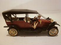 Руссо-Балт С24/40 с кузовом Торпедо 1912 г