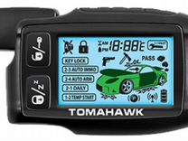 Сигнализация tomahawk 9.3 (автозапуск )