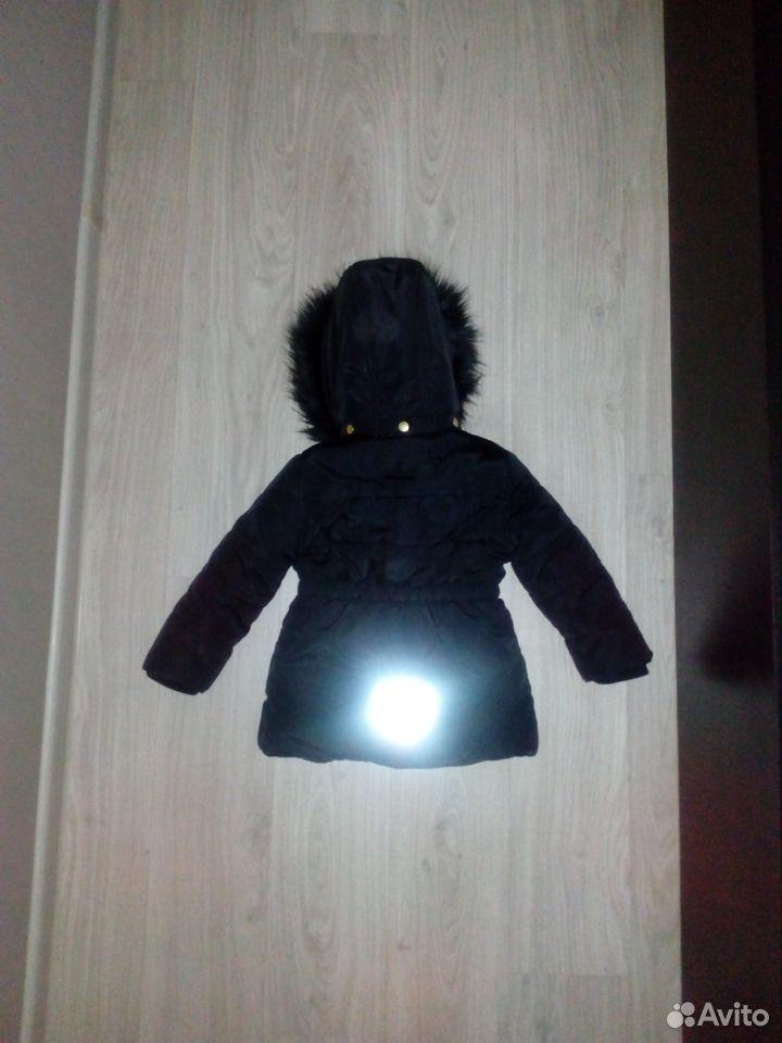 Куртка H&M холодный деми 104 и 110 р-р  89528067023 купить 5