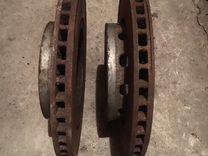 Тормозные диски Ауди s4 b5 задние