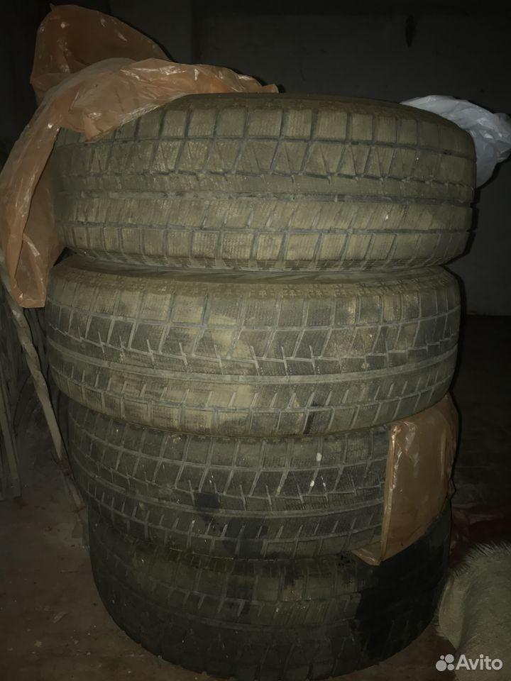 Шины по цене 3500 215/65R16 98S Япония Bridgestone  89787821813 купить 1
