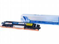Картридж лазерный NV Print NV-CE310A/CF350A/729Bk