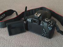 Зеркальный фотоаппарат EOS 650D