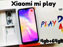 Новинка Xiaomi mi play 4gb+64gb Global version