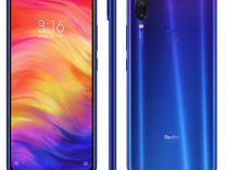 Xiaomi Redmi Note 7 (Синий) 6+64гб Гарантия год