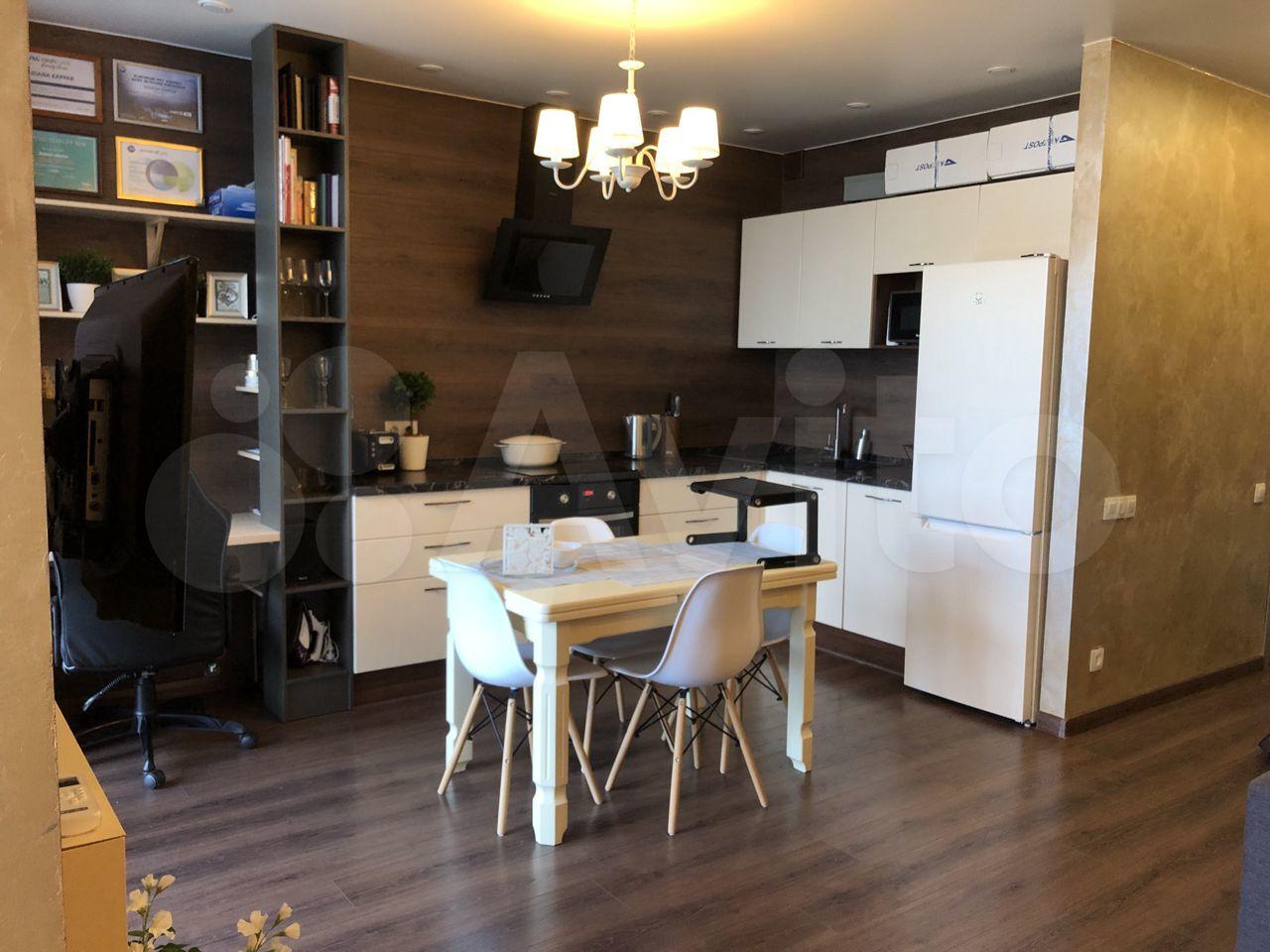 1-к квартира, 41 м², 13/18 эт.  89854991535 купить 1